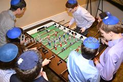 Foos Ball Table