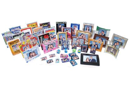 Deluxe Photo Favors Package